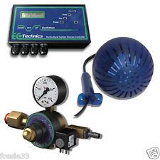 Evolución Co2 Kit Completo de dosificación Ecotecnia Hydroponics
