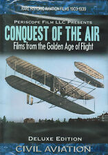 Conquest of the Air -  Films from the Golden Age of Flight 1903-1939 DVD