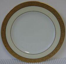 Charles Ahrenfeldt NANCY Bread Plate BEST More Available GOLD ENCRUST Limoges