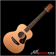 Maton Mini EM6 Solid Acoustic Electric Guitar With Hard Case Em-6 Brand New