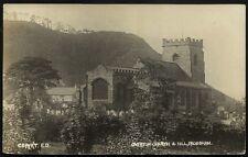 Overton Church & Hill, Frodsham by J.H. Cross, Frodsham.