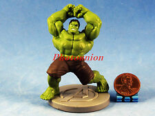 Cake Topper MARVEL SUPERHEROS The Avengers Incredible Hulk Action Figure A290
