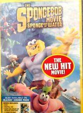 The SpongeBob Squarepants Movie: Sponge out of Water New DVD, 2015 Sealed