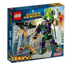 Lego DC SuperHero 76097 Lex Luthor Mech Takedown w/ Firestorm Batman Minifigure