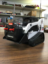 ULTRA RARE Bobcat T190 Remote Control Toy Truck RC Skid Steer VERY HARD TO FIND