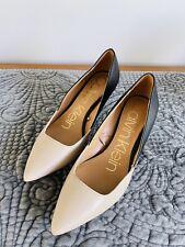 Calvin Klein Shoes - woman- black & tan - Size 5.5