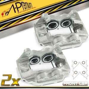 2x Brake Caliper Front Left & Right for Toyota Landcruiser 100 Lexus w/o Bracket
