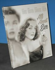 All About Eve (Blu-Ray, 2-Disc Set, 2019, Criterion Collection) Booklet Damaged