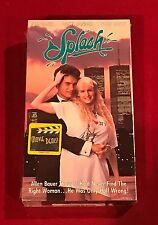 Splash VHS; New
