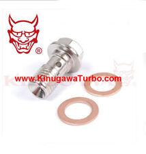 MAZDA 3 5 6 CX7 CX9 K0422 Turbo Oil Feed Banjo Bolt / Prevent Smoke