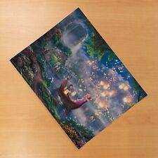 Thomas Kinkade Studios Tangled 11 x 14 Art Print
