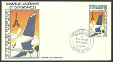 New Caledonian Aviation Stamps