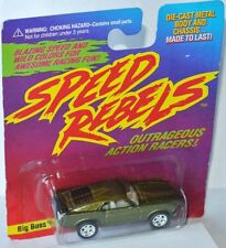 Speed Rebels - FORD MUSTANG * BIG BOSS * - olivegreen met - Playing Mantis 1997
