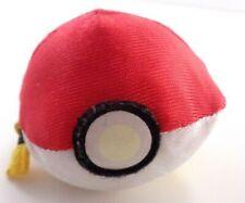 Pokemon Pikachu Zip Up Poke Ball Plush TOMY Hasbro Stuffed Transforming