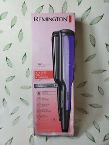 """Remington 1 3/4"""" Flat Iron w/Anti-Static Technology"""