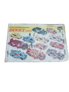 Dinky Toy catalogue