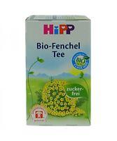 HiPP ORGANIC Fennel tea for babies -20 tea bags-Made in Germany