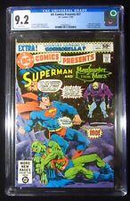 DC Comics Presents #27 (1980) CGC 9.2...Manhunter from Mars...1st Mongul app.