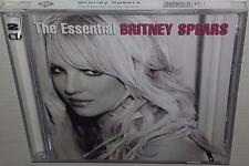 BRITNEY SPEARS THE ESSENTIAL (2014) BRAND NEW SEALED 2CD SET (((32 TRACKS)))