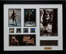 Ned kelly Limited Edition Framed Memorabilia (w)