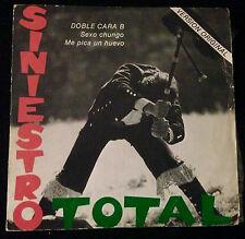 SINGLE SINIESTRO TOTAL SEXO CHUNGO - ME PICA UN HUEVO - 1983