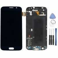 For Samsung Galaxy S6 G920F G920A G920T LCD Display Touch Screen Digitizer+Frame