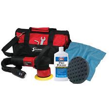 Shurhold 3101 Dual Action Polisher Starter Start Kit w/Pro Polish+Pad+Towel+Bag
