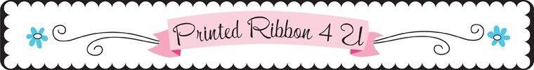 Printed Ribbon 4 U