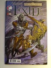 R A Salvatore Forgotten Realms: Exile #3 – DDP – 1st Printing – 2006