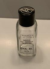 Vintage Chanel Gentle Eye Makeup Remover Bottle Empty