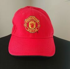 Retro Unisex Manchester United Football Club Offical Merchandise Cap One Size