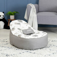 Bambeano Baby Bean Bag Support Chair Bean Bag Stars and Clouds