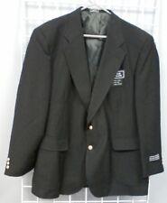 Men's DAVID TAYLOR Size 44 Regular Black Blazer New With Tags