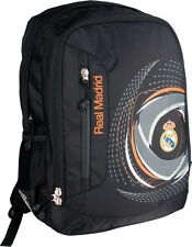 REAL MADRID GRAND SAC A DOS CARTABLE ECOLE LOISIRS MOTO CLUB SPORT FOOTBALL