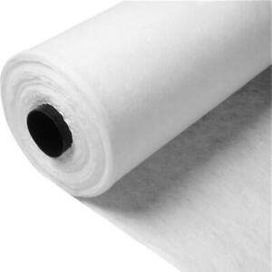 2m x 100m Garden Fleece Frost Protection Wind Cover Cold Plant 18GSM