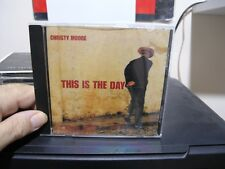 Christy Moore This Is the Day CD free p&p