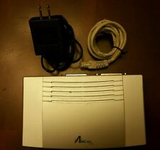 AirLink 3-Port Printer Server APSUSB2 w/ M1-12S05 power supply & ethernet cable
