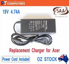 90W 19V 4.74A  AC ADAPTER CHARGER POWER FOR ACER ASPIRE 5920G 6920 6930G