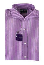 Ralph Lauren Purple Label Luxury 170's Keaton Dress Shirt 15.5 New $595