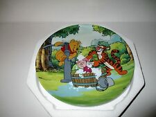 "Disney Collectors Winnie The Pooh Fun In 100 Acre Woods ""Trouble With Bubbles"""