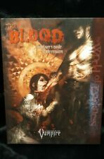 White Wolf Vampire The Requiem Blood, The - Player's Guide to the Requiem NEW