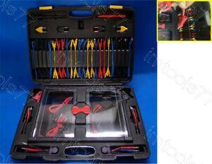 92Pcs Car Multi-Purpose Electrical Line Connector Testing Kit (1438)