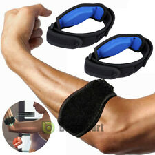 [2 Packs] Tennis Elbow Brace Strap Tendonitis Golfers Tennis Relief Support Band