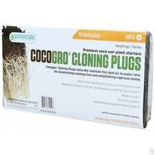 Botanicare CocoGro Cloning Plug Trays - 50 Plugs - Clone Tray