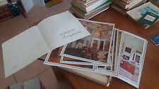 casa d 'oro - interni d epoca - tantissime schede -