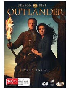 Outlander - Season 5 : NEW DVD