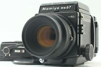 [N MINT+++ / 2 Film Back] Mamiya RB67 Pro SD + K/L KL 127mm f/3.5 L From JAPAN