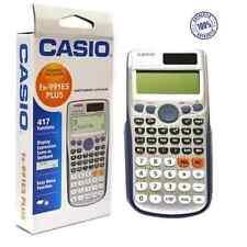 More details for casio fx-991es plus 417 functions lcd solar scientific calculator uk seller