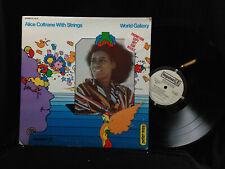 Alice Coltrane with Strings-World Galaxy-Impuse 9218-WLP PROMO