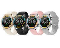 V23 Heart Rate Blood Oxygen Monitoring Smart Watch IP67 Waterproof Bracelet